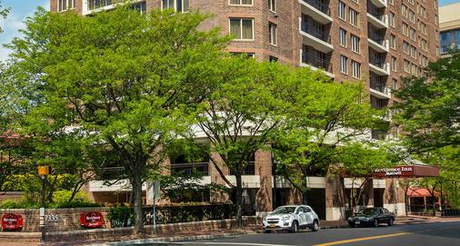 Residence Inn by Marriott Bethesda Downtown - Bethesda - Outdoor view