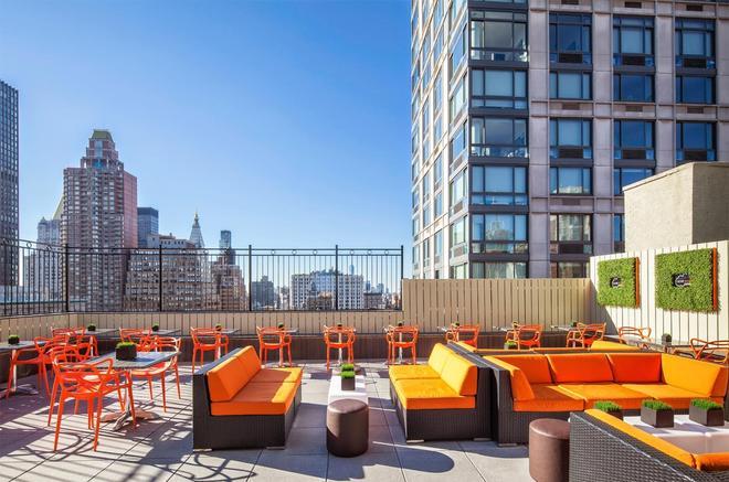 紐約曼克頓尼瑪酒店 - 紐約 - 紐約 - 露天屋頂