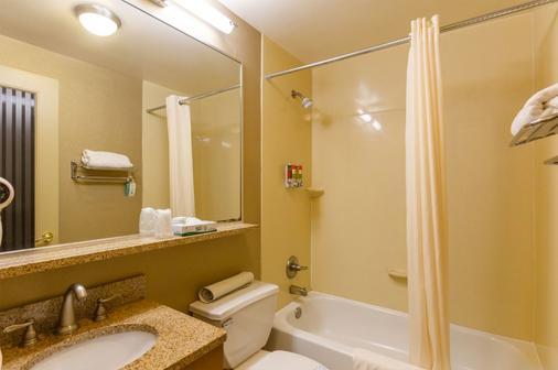 Nyma The New York Manhattan Hotel - New York - Bathroom