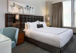 波士頓戈弗雷酒店 - 波士頓 - 波士頓 - 臥室