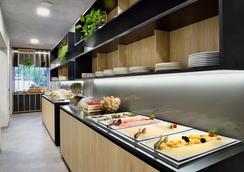 綠色城市公寓酒店 - 留布利安納 - 盧布爾雅那 - 餐廳