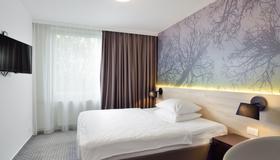 B&b Hotel Ljubljana Park - Ljubljana - Bedroom
