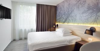 綠色城市公寓酒店 - 留布利安納 - 盧布爾雅那 - 臥室