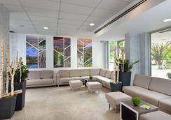 綠色城市公寓酒店 - 留布利安納 - 盧布爾雅那 - 大廳