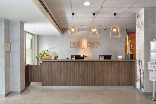 綠色城市公寓酒店 - 留布利安納 - 盧布爾雅那 - 櫃檯