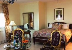 Palacio Domain Safed Luxury Boutique Hotel - Zefat - Bedroom