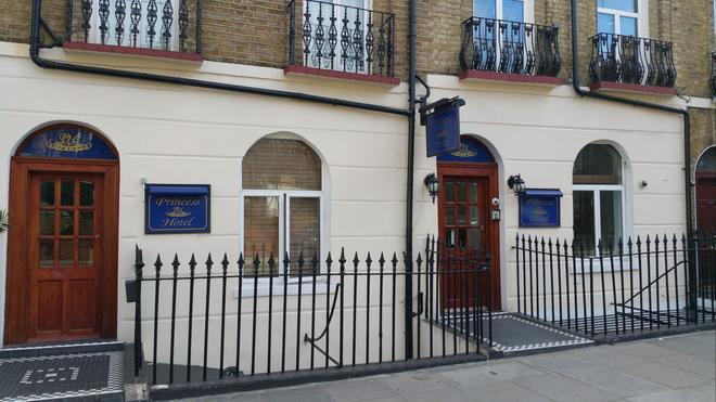 Princess Hotel - Лондон - Вид снаружи