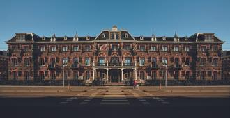 The Manor Amsterdam - Amsterdam - Building