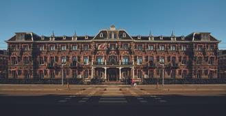 The Manor Amsterdam - Amsterdão - Edifício