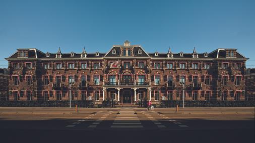 The Manor Amsterdam - Amsterdam - Building