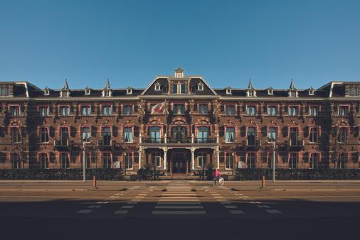 罕布希爾酒店 - 阿姆斯特丹莊園 - 阿姆斯特丹 - 阿姆斯特丹 - 建築