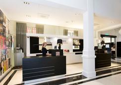 罕布希爾酒店 - 阿姆斯特丹莊園 - 阿姆斯特丹 - 阿姆斯特丹 - 大廳