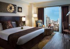 Grand Swiss Sukhumvit 11 by Compass Hospitality - Bangkok - Bedroom