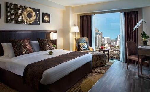 Grand Swiss Sukhumvit 11 by Compass Hospitality - Bangkok - Phòng ngủ