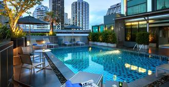 Grand Swiss Hotel Sukhumvit 11 - בנגקוק - בריכה