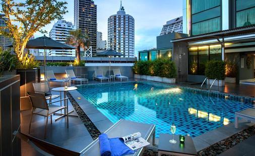Grand Swiss Sukhumvit 11 by Compass Hospitality - Bangkok - Pool