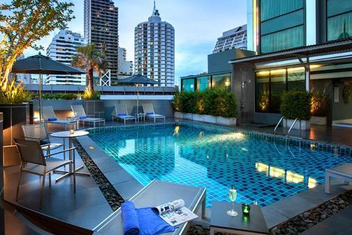 瑞士大酒店 - 曼谷 - 游泳池