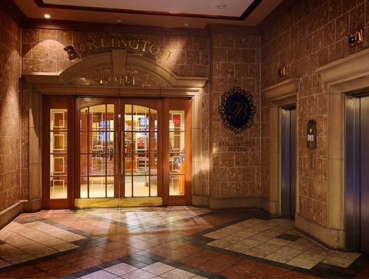 Macdonald Burlington Hotel - Birmingham - Aula