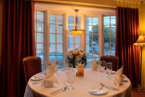 Bouchard Inn & Restaurant - Newport - Αίθουσα συνεδριάσεων