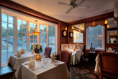 Bouchard Inn & Restaurant - Newport - Εστιατόριο