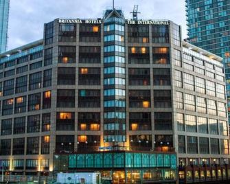 Britannia The International Hotel London, Canary Wharf - Londra - Clădire