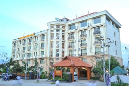 Ayarwaddy River View Hotel - Mandalay - Rakennus