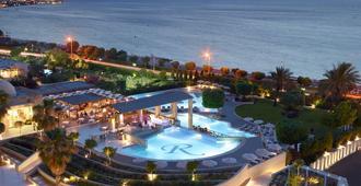 Rhodes Bay Hotel & Spa - Ialysos - Vista externa