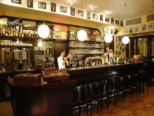 Loev Hotel & Spa - Binz - Bar