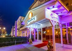 Loev Hotel & Spa - Binz - Building