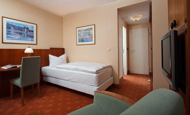 呂根之愛酒店 - 奥斯特希巴德賓茲 - 賓茲 - 臥室