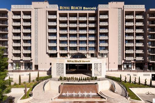 巴塞羅皇家海灘酒店 - 陽光海灘 - 陽光海岸 - 建築
