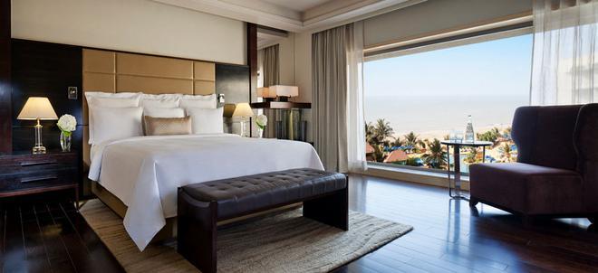 JW Marriott Mumbai Juhu - Mumbai - Bedroom