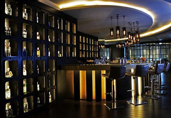 JW Marriott Mumbai Juhu - Mumbai - Bar
