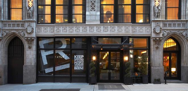Refinery Hotel - New York - New York - Edificio