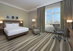 杜拜阿爾馬拉卡巴特希爾頓花園酒店 - 杜拜 - 杜拜 - 臥室