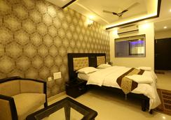 Green View by One Hotels - Rishīkesh - Makuuhuone