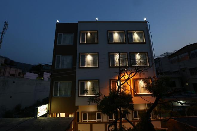 Green View by One Hotels - Rishīkesh - Rakennus