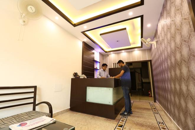 Green View by One Hotels - Rishīkesh - Vastaanotto