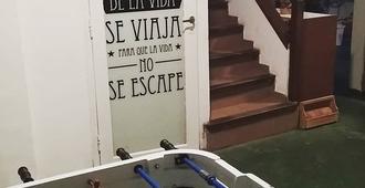 Hostel La Perla - Mar del Plata - Caratteristiche struttura