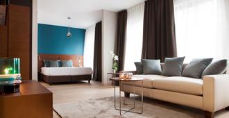 Residence Agenda - Bruselas - Habitación