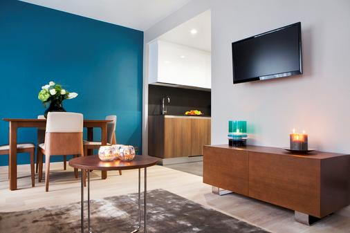 Residence Agenda - Brussels - Dining room