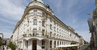 Grand hotel Union - Lubiana - Edificio