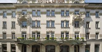 Grand hotel Union - Ljubljana - Bygning