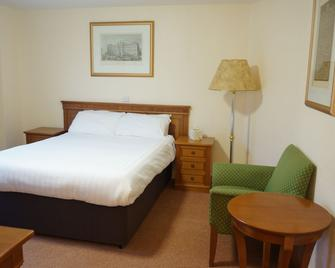 The Corner House Hotel - Annan - Bedroom