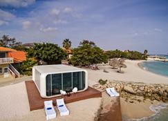 Floris Suite Hotel - Spa & Beach Club - Adults Only - Willemstad - Byggnad