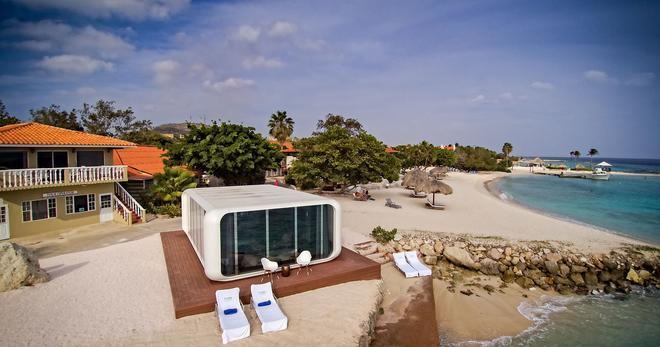 Floris Suite Hotel - Spa & Beach Club - Adults Only - Willemstad - Rakennus