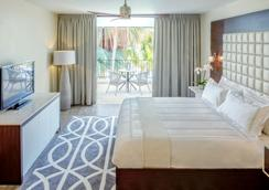 Floris Suite Hotel - Spa & Beach Club - Adults Only - Willemstad - Makuuhuone