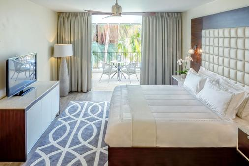 Floris Suite Hotel - Spa & Beach Club - Adults Only - Willemstad - Bedroom