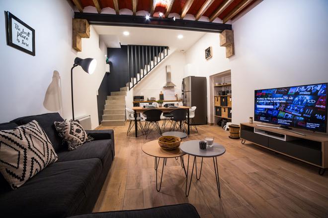 Air Rental - Coloc Gare Saint Roch - Montpellier - Lounge