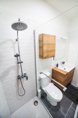 Air Rental - Coloc Gare Saint Roch - Montpellier - Bathroom